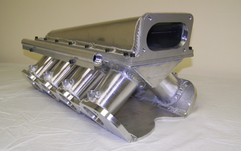 Hre Induction Specialties Custom Intake Manifolds