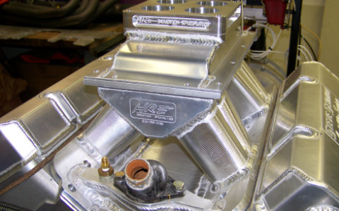 HRE Induction Specialties - Custom Intake Manifolds – Lehigh